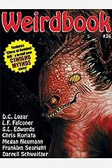 Weirdbook #36 Kindle Edition
