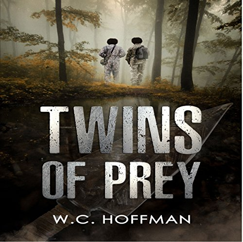 Twins of Prey audiobook cover art