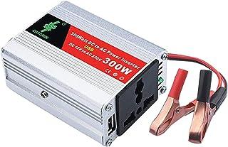 MERIGLARE Adaptador de Carregador de Energia carro Inversor, Inversor de Onda Senoidal Modificada, carro DC 10~15V a 220 V...