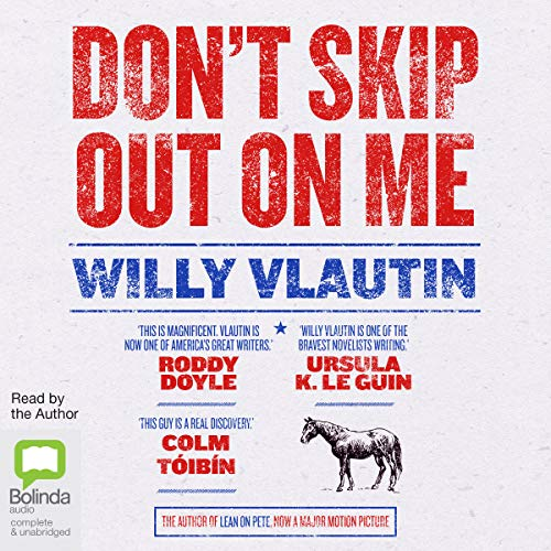 Don't Skip Out on Me audiobook cover art