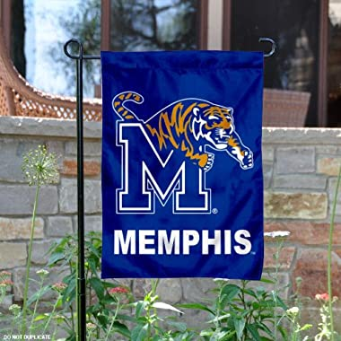 Memphis Tigers Garden Flag and Yard Banner