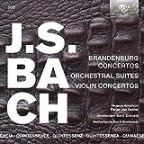 Brandebourgeois/Suites Orchestrales/Concertos pour