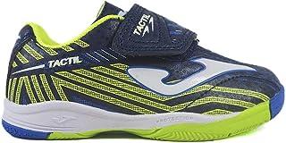 Zapatillas Botas de fútbol Infantiles y Adolescentes Fútbol Joma Tactil Jr 903 Marino Sala