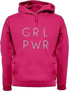 GRL PWR - Unisex Hoodie/Hooded Top - 12 Colours