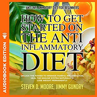 Anti-Inflammatory Diet for Beginners, How to Get Started on the Anti-Inflammatory Diet cover art
