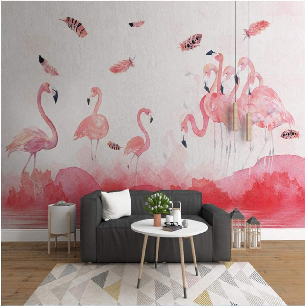 Pbldb Removable Wallpaper Courier shipping free Custom Mural Fr Nordic Bargain sale Small