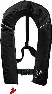 SALVS Automatic/Manual Inflatable Life Jacket for Adults | PFD for Kayak, Fishing, Sailing | Life Vest for Men & Women | Floatation Swim Vest