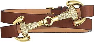 DIMACCI Pulsera de la colección de Ingrid Klimke, joyas para jinetes, idea de regalo para los amantes de los caballos