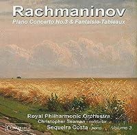 Rachmaninov:Piano Concerto 3 [Sequeira Costa; Royal Philharmonic Orchestra, Christopher Seaman] [CLAUDIO RECORDS: CB6028-2] by Sequeira Costa