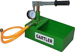 GARTLER PD-02181 - Bomba de llenado (25 bar, con recipiente)