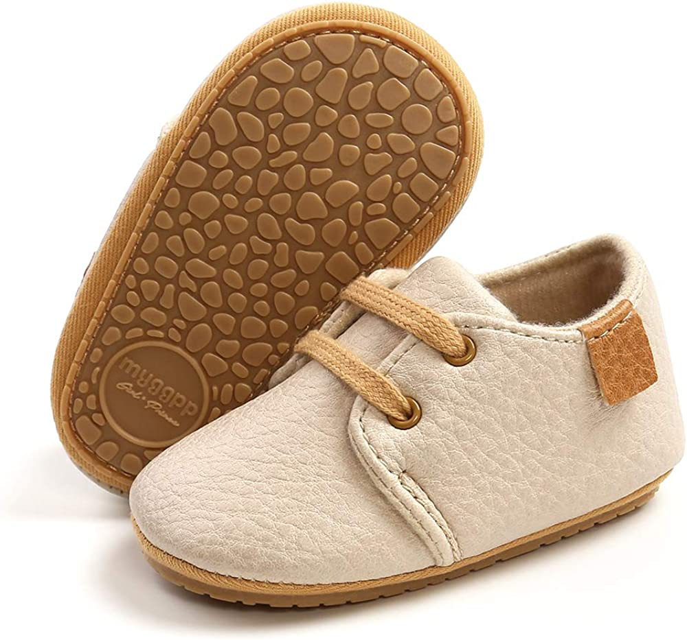 RVROVIC Baby Boys Girls Sneakers Weekly update Anti-Slip Selling rankings Loafer I Flats Oxford