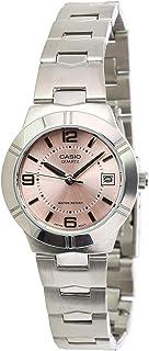Casio LTP1241D-4A Women's Metal Fashion Watch with Date