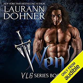 Wen audiobook cover art