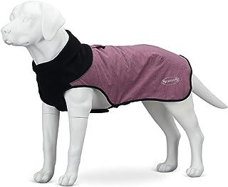 Scruffs Dog Thermal Dog Coat, 30cm, Cajun Magenta Purple