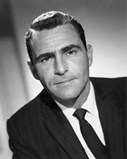 Rod Serling / The Twilight Zone 8 x 10 GLOSSY Photo Picture