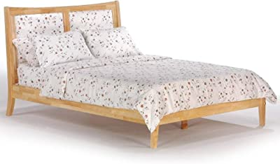 Night & Day Furniture Chameleon Bed, P Series, Twin Natural Finish