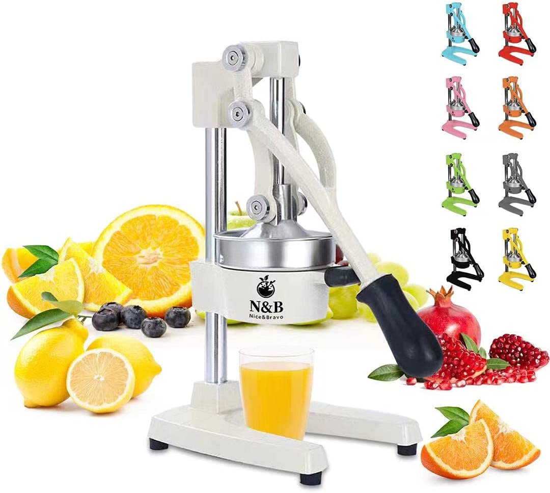 Professional Commercial Grade Hand Juicer Outlet SALE Beauty products Press Or Citrus Manual