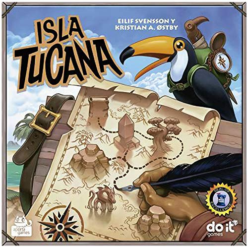 Do It Games Isla Tucana