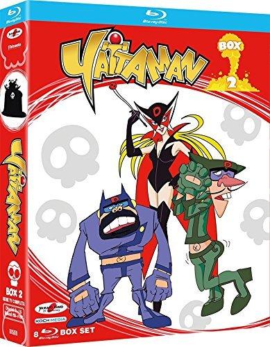 Yattaman Stagione 2 (8 Blu-Ray)