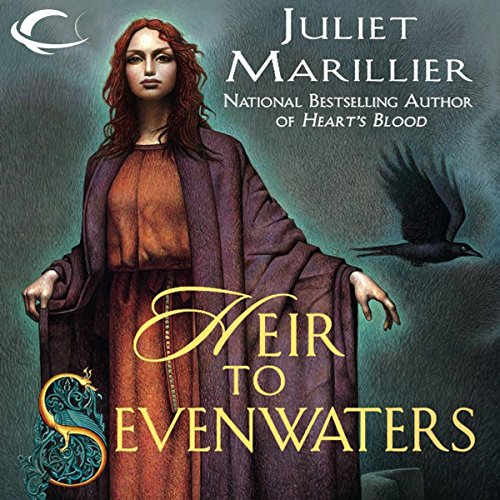 Couverture de Heir to Sevenwaters