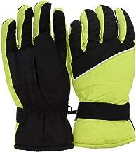 Best neon yellow ski gloves Reviews