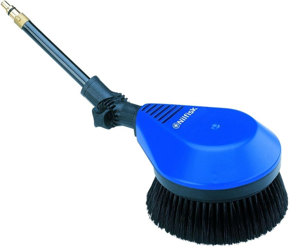 Nilfisk 6410762 Cepillo Giratorio hidrolimpiadoras de Alta presión, Azul, 24.5x10x25 cm