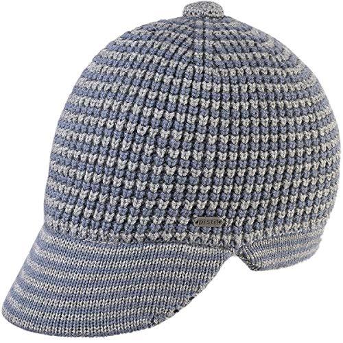 pistil Women's Allie Knit Brim Hat, Denim, One Size