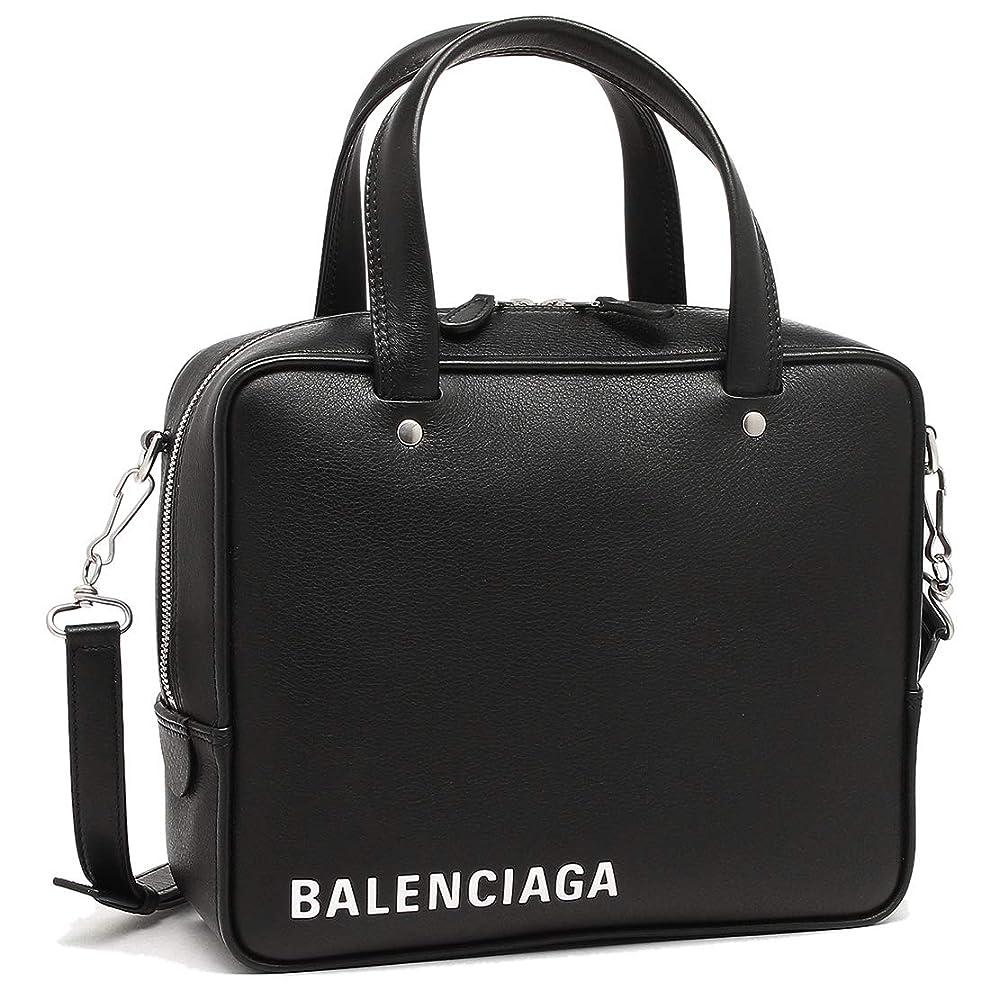 広告ワゴンミュート[バレンシアガ]ショルダーバッグ ハンドバッグ レディース BALENCIAGA 528545 C8K02 1000 ブラック [並行輸入品]