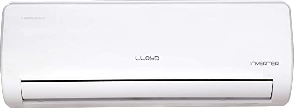 Lloyd 1.5 Ton 3 Star Hot & Cold Inverter Split AC (Copper, LS18H31LF, White)
