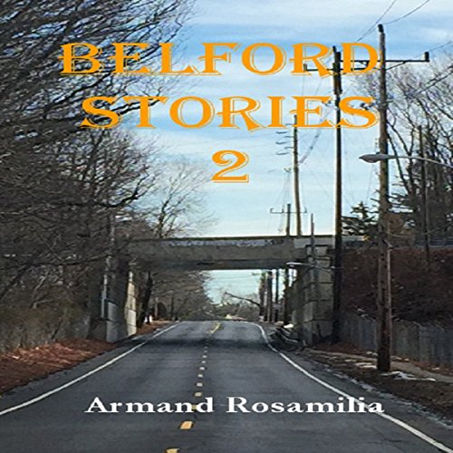 Belford Stories 2 audiobook cover art