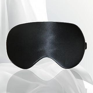 Morninglord Premium 100% Silk Sleep Mask with Adjustable Strap, Super Smooth & Soft Eye Mask, Sleeping Mask for Women Men,...