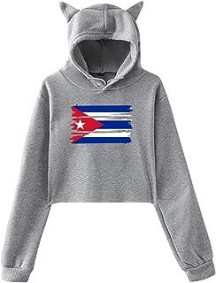 Amazon.es: la bandera de cuba - Ropa deportiva: Deportes y aire libre