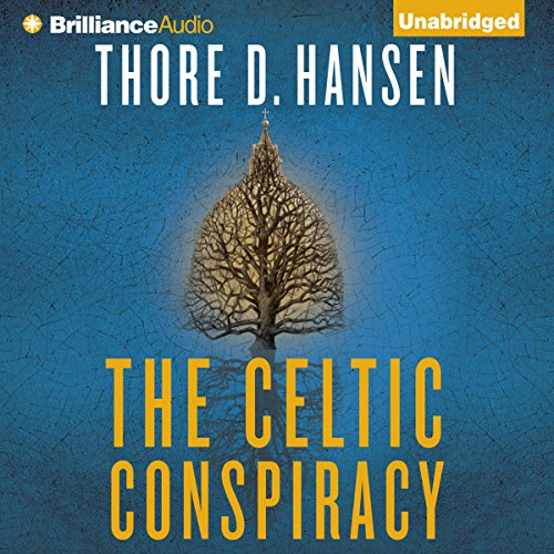 The Celtic Conspiracy cover art
