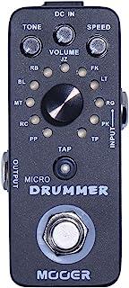 Mejor Mooer Micro Drummer