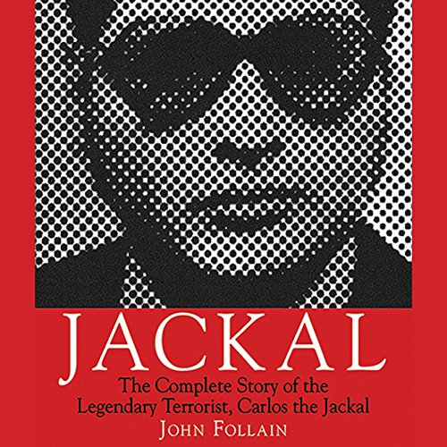 Jackal audiobook cover art