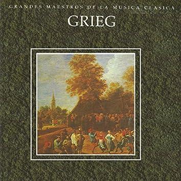 Grandes Maestros de la Musica Clasica - Grieg