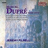Marcel Dupr茅: Complete Organ Works Volume 11 by JEREMY FILSELL (2000-10-17)