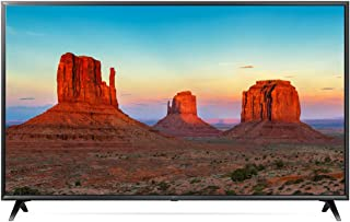 LG 49 Inch 4K Ultra HD Smart TV, Black - 49UK6300PVB