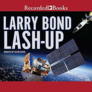 Lash-Up cover art