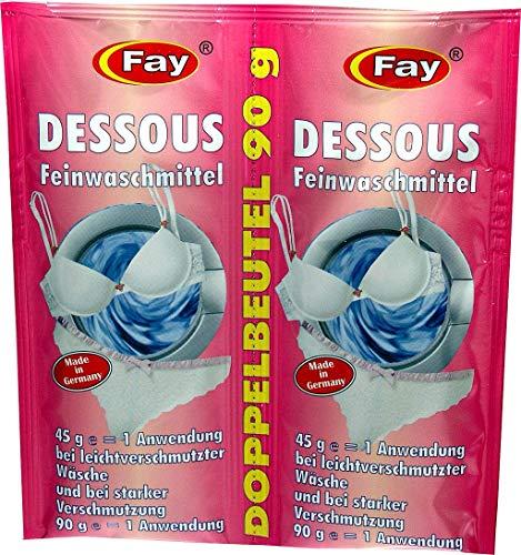 Fay Dessous Feinwaschmittel 90g (2x45g) Doppelbeutel