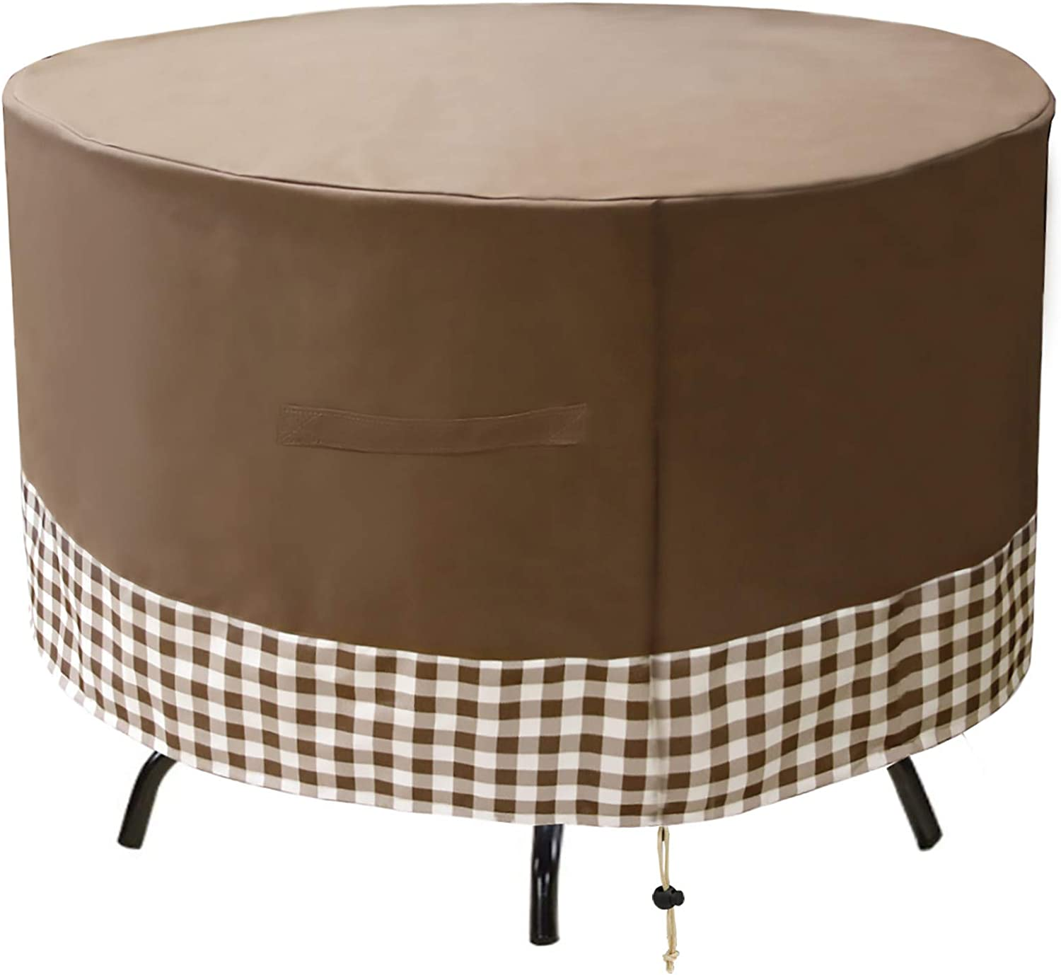 Cheap SALE Start JLDUP Patio Table Cover 2021 new 36 Furniture Inch Wat Round