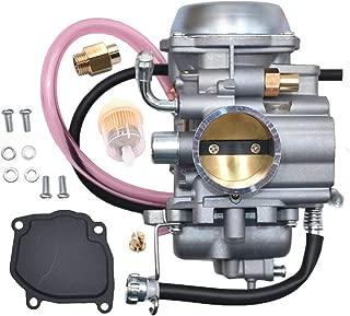 JDLLONG 0470-367 Carburetor for Suzuki LT-F500F LTF500F Quadrunner 500 Carb 4X4 1998-2002