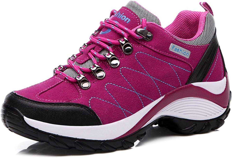 Giles Jones Women Hiking Boots Autumn Anti-Slip Comfort Breathable Mountain Climbing shoes