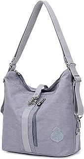 bd97c9ee Outreo Bolso Bandolera Mujer Bolsos de Moda Impermeable Mochilas Bolsas de  Viaje Sport Messenger Bag Bolsos