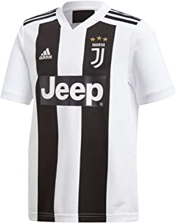 f7d15a6691154 adidas Juventus Domicile - Maillot de Football - Mixte Enfant