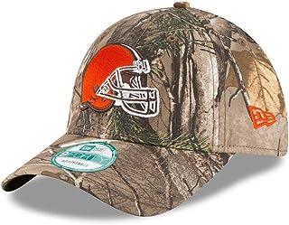 wholesale dealer 48b3f 3cc55 New Era Cleveland Browns The League Realtree Camo 9FORTY Adjustable Hat Cap