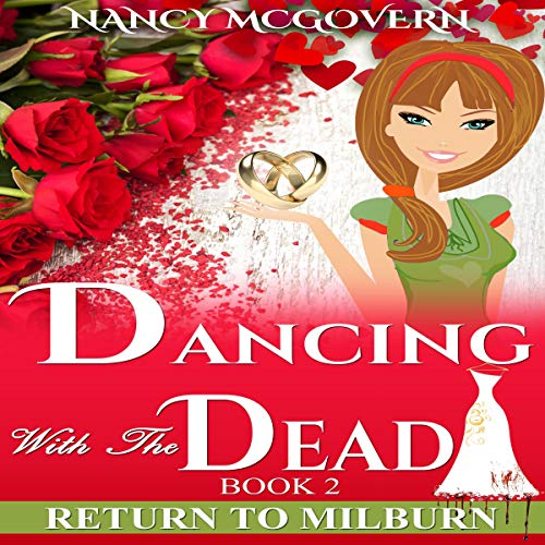 Dancing with the Dead: A Culinary Cozy Mystery with a Delicious Recipe cover art