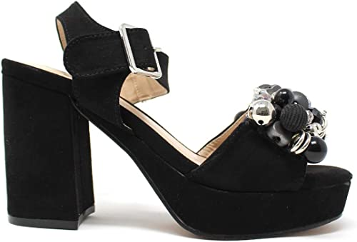 Onyx S19-SOX467 Sandalen mit Absatz Frauen