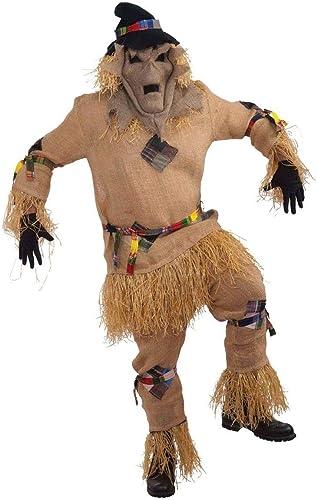 servicio de primera clase Forum Novelties Novelties Novelties Scarecrow Monster Costume Adult Standard  Venta en línea precio bajo descuento