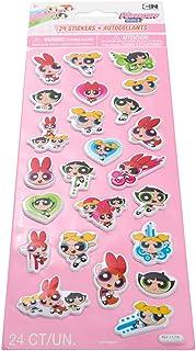 Powerpuff Girls Puffy Sticker Sheet